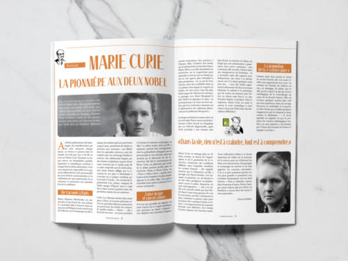 MAGASINE SCIENCE