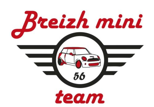 Sticker Breizh mini team